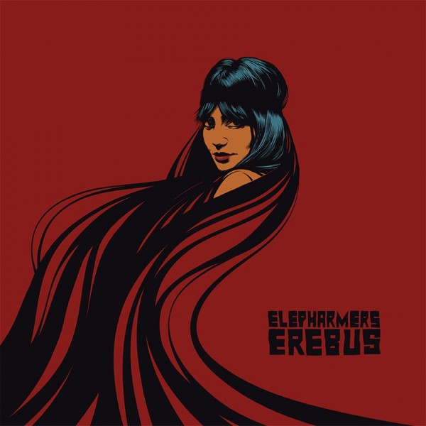 Elepharmers - Erebus - 2017 - go down records - sa scena sarda
