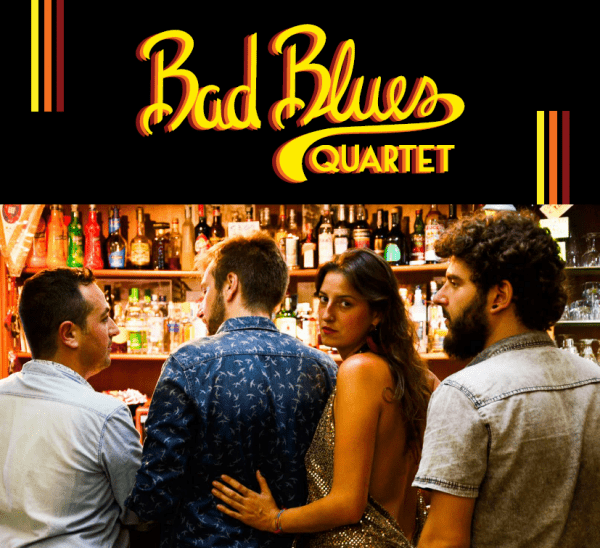 Bad Blues Quartet - recensione - Sa scena Sarda - 2017 - blues in sardegna - narcao blues - nureci - elena usala - federico valenti - frank stara