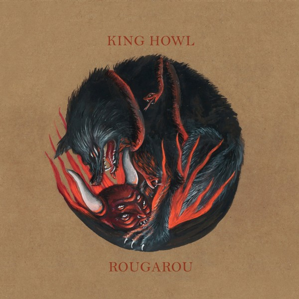 rougarou - king howl - talk about records - 2017 - sa scena sarda - daniele mei