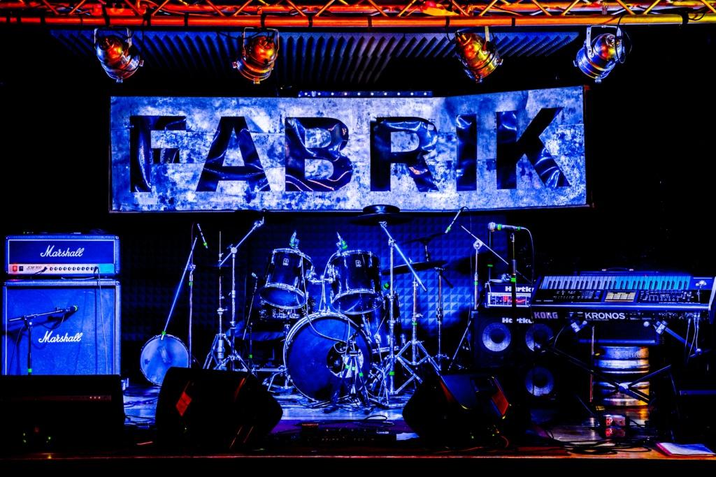 Fabrik Club - cagliari - sa scena sarda - daniele fadda - piero bonetti