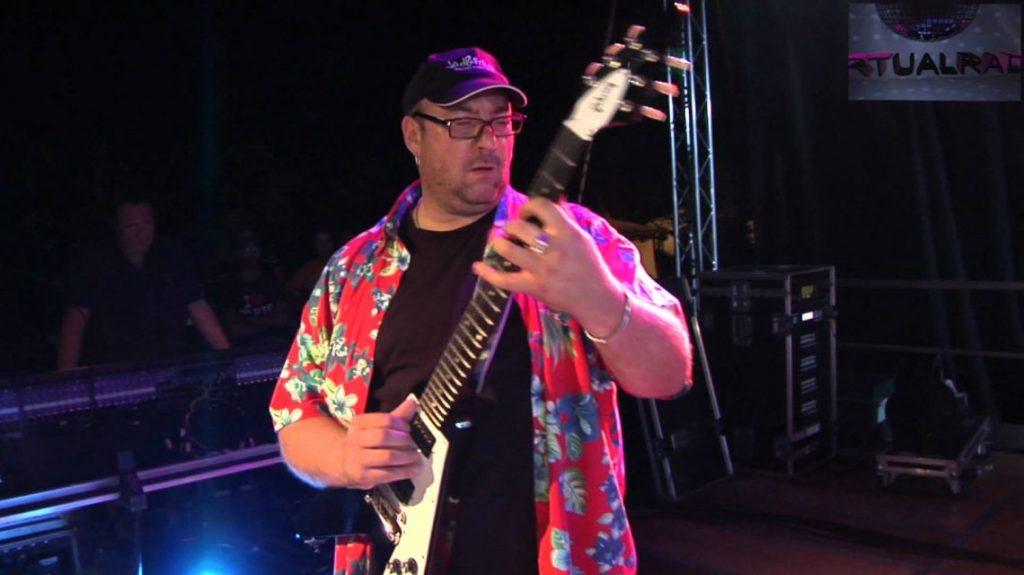 andrea braido - guitar clinic - cagliari - sa scena sarda - pesolo