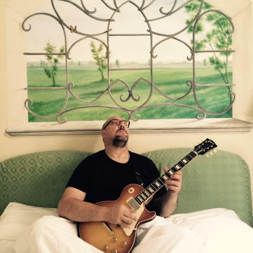 andrea braido - guitar clinic - cagliari - pesolo - sa scena sarda