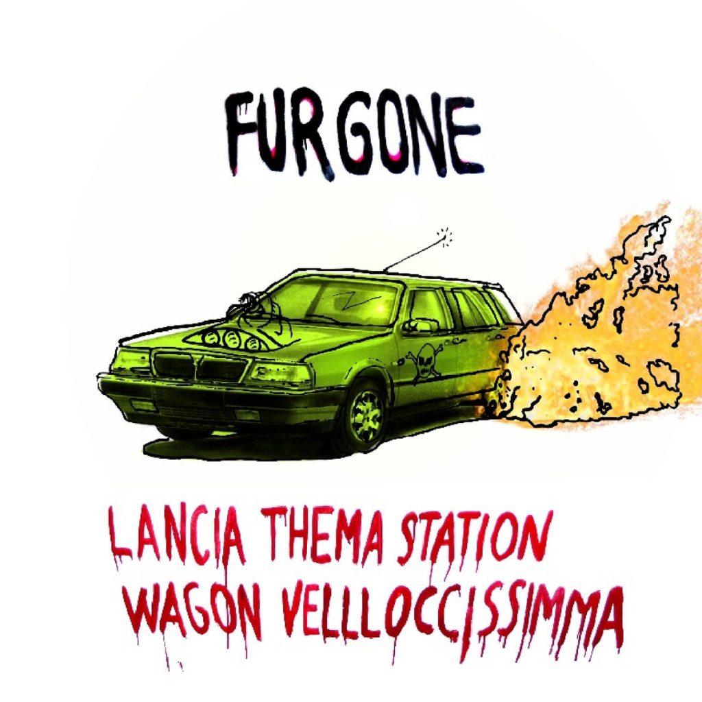 Furgone HC - Lancia Thema Station Wagon Vellloccissimma - 2019 - recensione - Sa Scena Sarda - Simone La Croce
