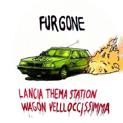 Lancia Thema Station Wagon Vellloccissimma - Furgone HC - sa scena sarda - la musica in sardegna - 2019