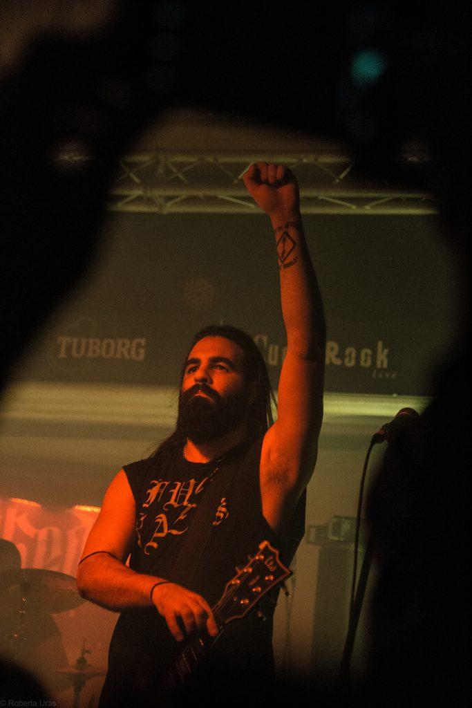 Strikedown Fest - Cueva Rock - Roberta Uras -Sa Scena Sarda - 2019