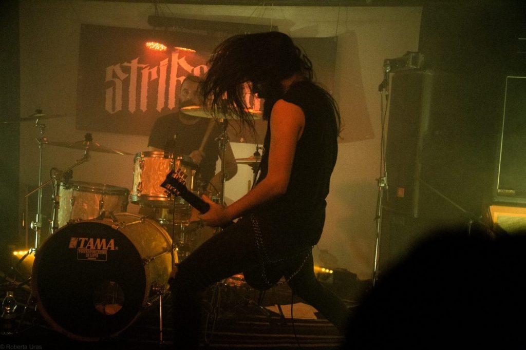 Strikedown Fest - Scornthroats - Rock - Roberta Uras -Sa Scena Sarda - 2019