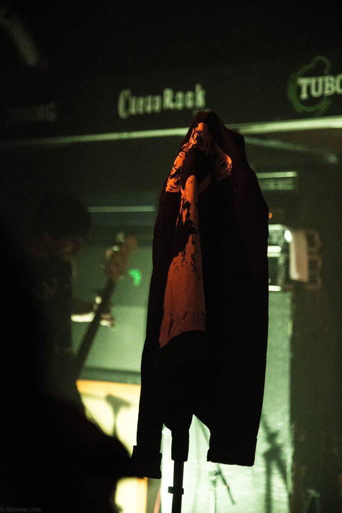 Strikedown Fest -Scornthroats - Cueva Rock - Roberta Uras -Sa Scena Sarda - 2019 - carlo articolo