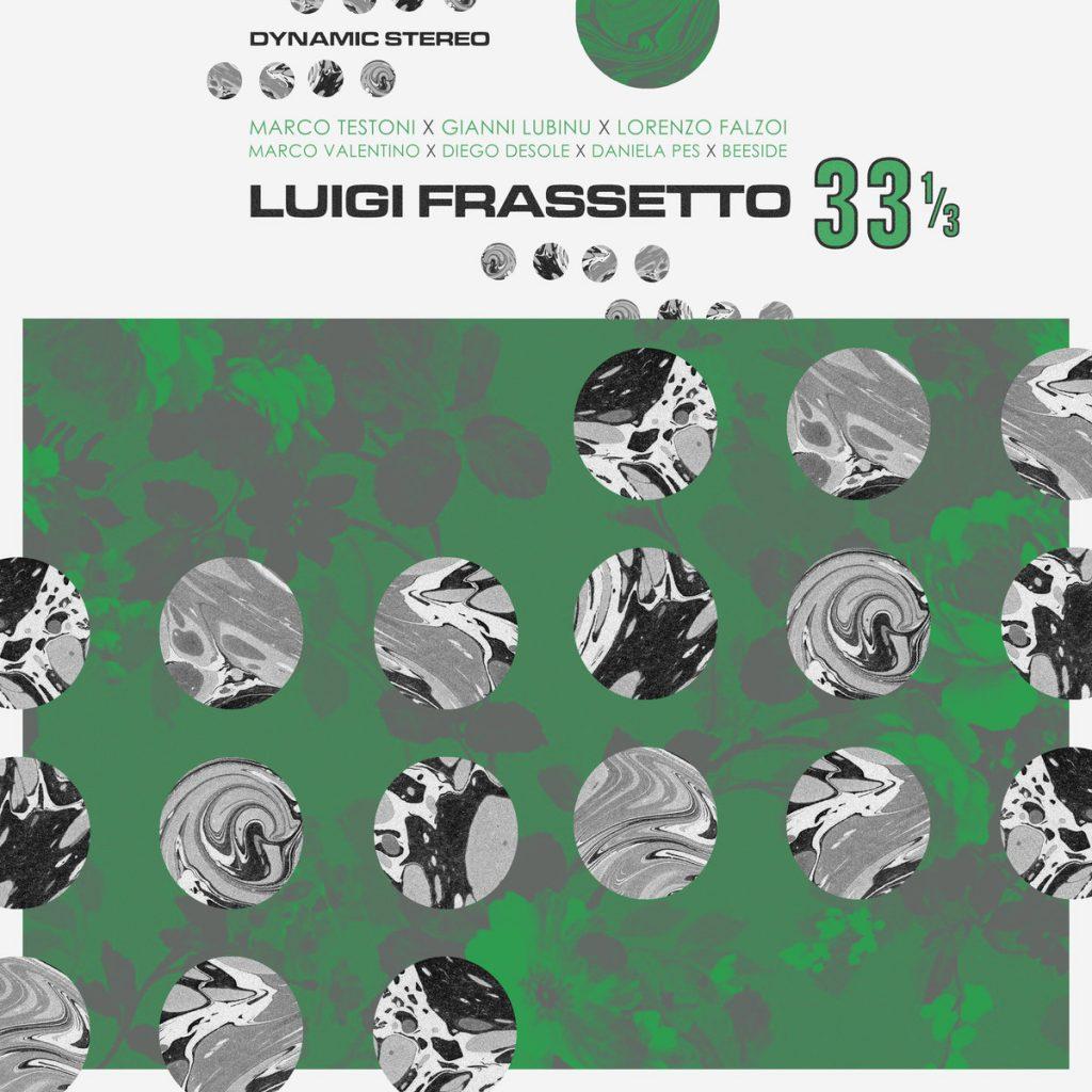 Luigi Frassetto - 33 1/3 - 2019 - player - Sa Scena Sarda