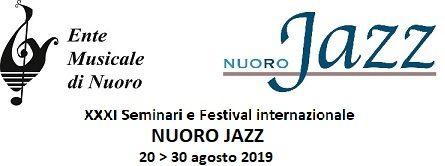 nuoro jazz - sa scena sarda - 2019