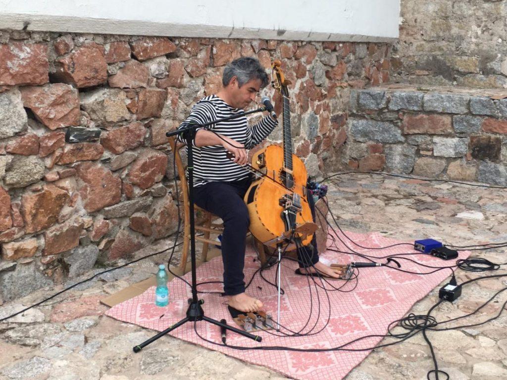 paolo angeli - urzulei - 2019 - impronte di gillai - raduno internazionale speleologia - sa scena sarda