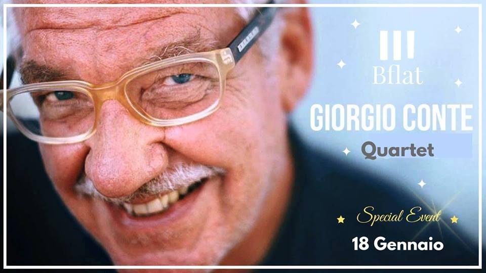 giorgio conte - bflat - special event - sa scena sarda