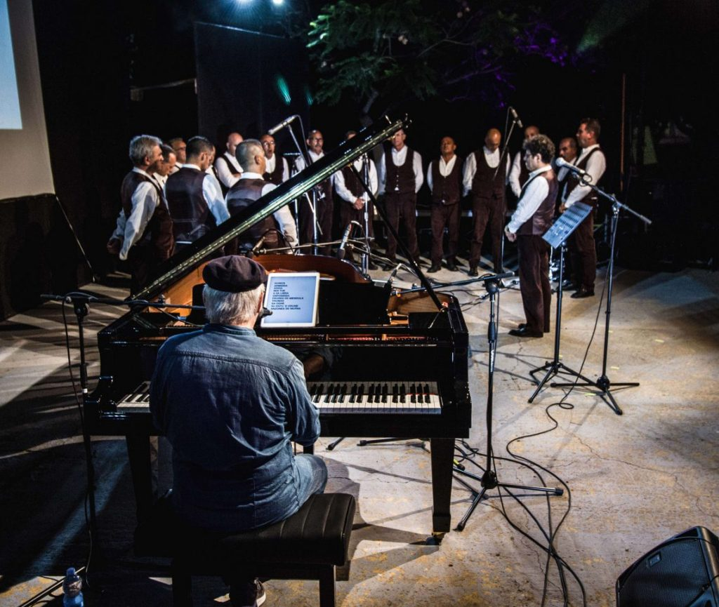 Cuncambias Festival - 2018 - Alberto Mossa - sa scena sarda - news