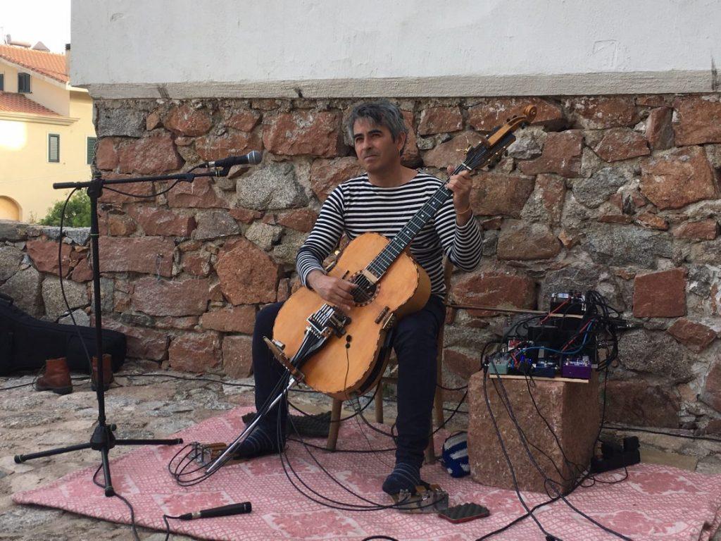 paolo angeli - sa scena sarda - simone la croce - intervista - 2019