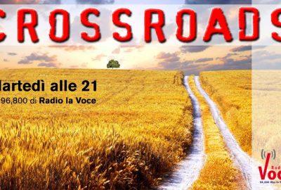 crossroads - radio la voce - muravera - sa scena sarda - 2019 - andrea pisanu