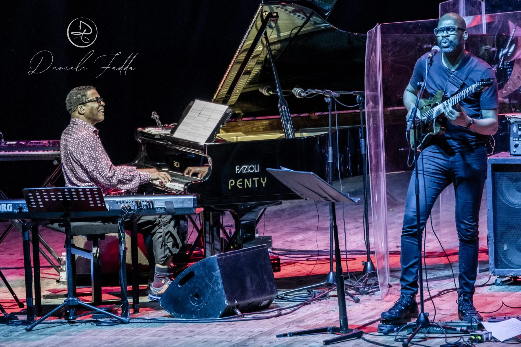 European Jazz Expo - Daniele Fadda - 2019 - Sa Scena Sarda