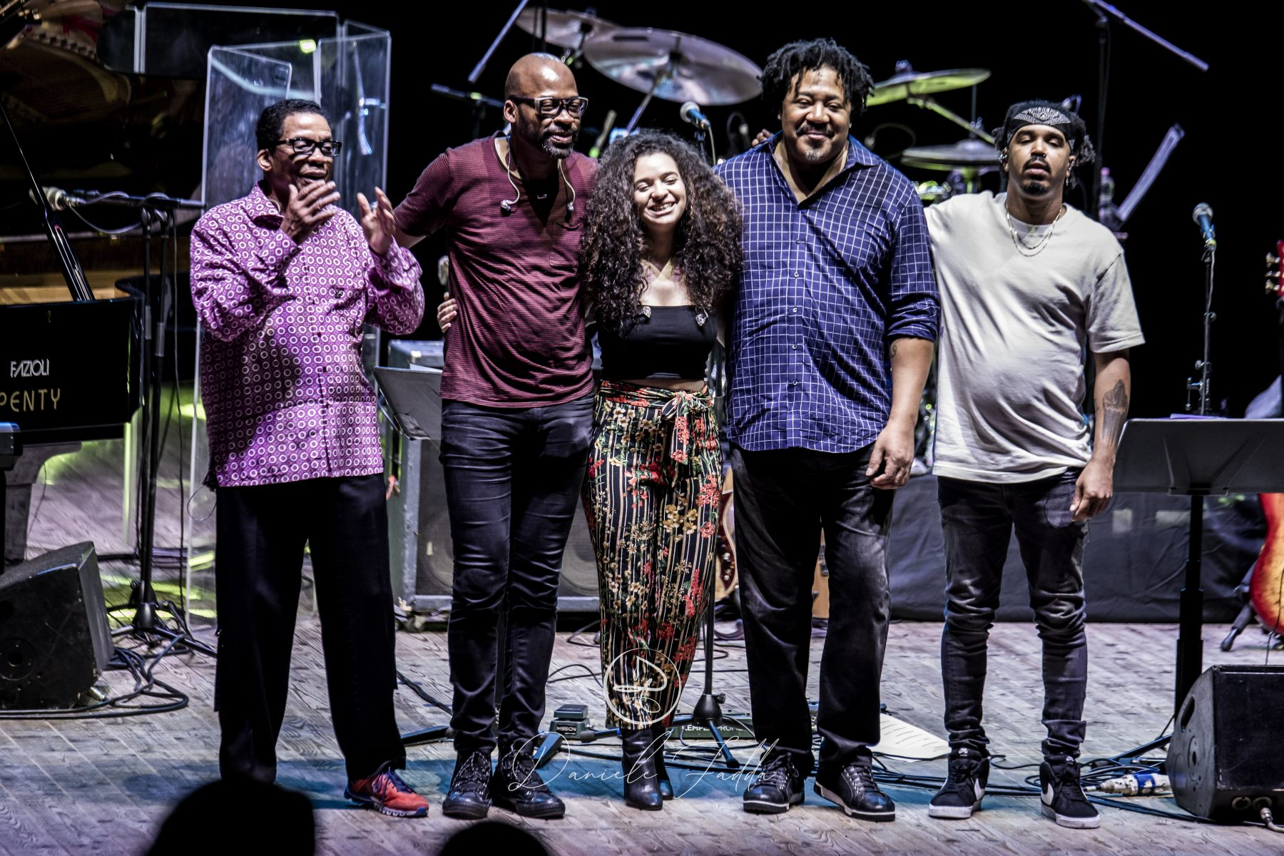 European Jazz Expo - Herbie Hancock - Herbie Hancock Quintet - Daniele Fadda - 2019 - Sa Scena Sarda