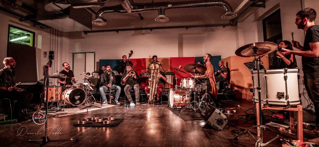Signal Reload - Sa Manifattura - Alessandro Cau Band - Daniele Fadda - live report - 2019 - Sa Scena Sarda