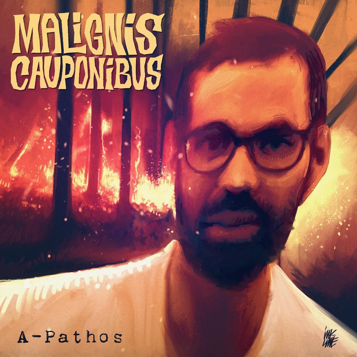 Malignis Cauponibus - A-Pathos - Luca Marcia - blues - San Sperate - 2019 - Sa Scena Sarda - Solid Music