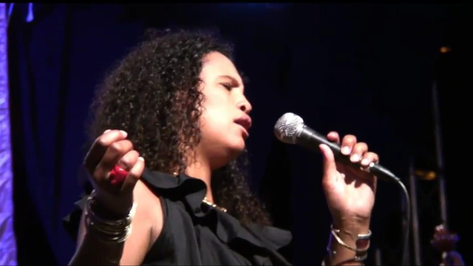 neneh cherry - cherryco - 2008 - sant'anna arresi - ai confini tra sardegna e jazz - xxiii edizione - sa scena sarda - 2019