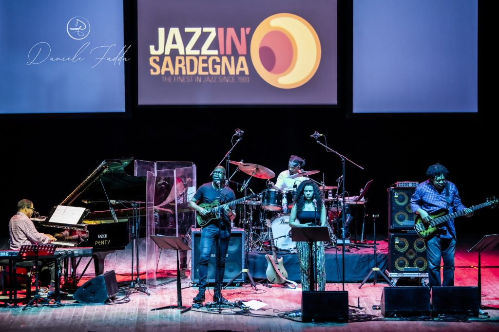 European Jazz Expo - Franco D'Andrea - Franco D'Andrea Official Ottetto - Daniele Fadda - 2019 - Sa Scena Sarda