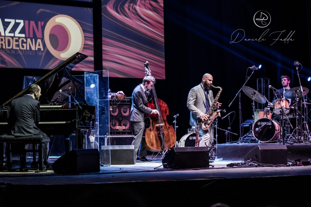 European Jazz Expo - Eli Degibri - Eli Degibri Quartet - Daniele Fadda - 2019 - Sa Scena Sarda - 1 Novembre