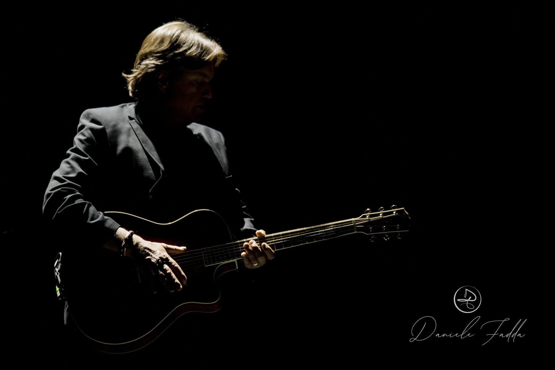 European Jazz Expo - Cristiano De André - De André canta De André - Daniele Fadda - 2019 - Sa Scena Sarda - 3 Novembre