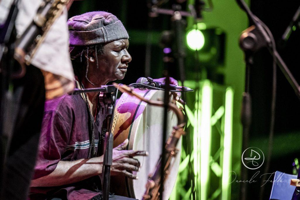 European Jazz Expo - Africa Sky - Daniele Fadda - 2019 - Sa Scena Sarda - 1 - Novembre