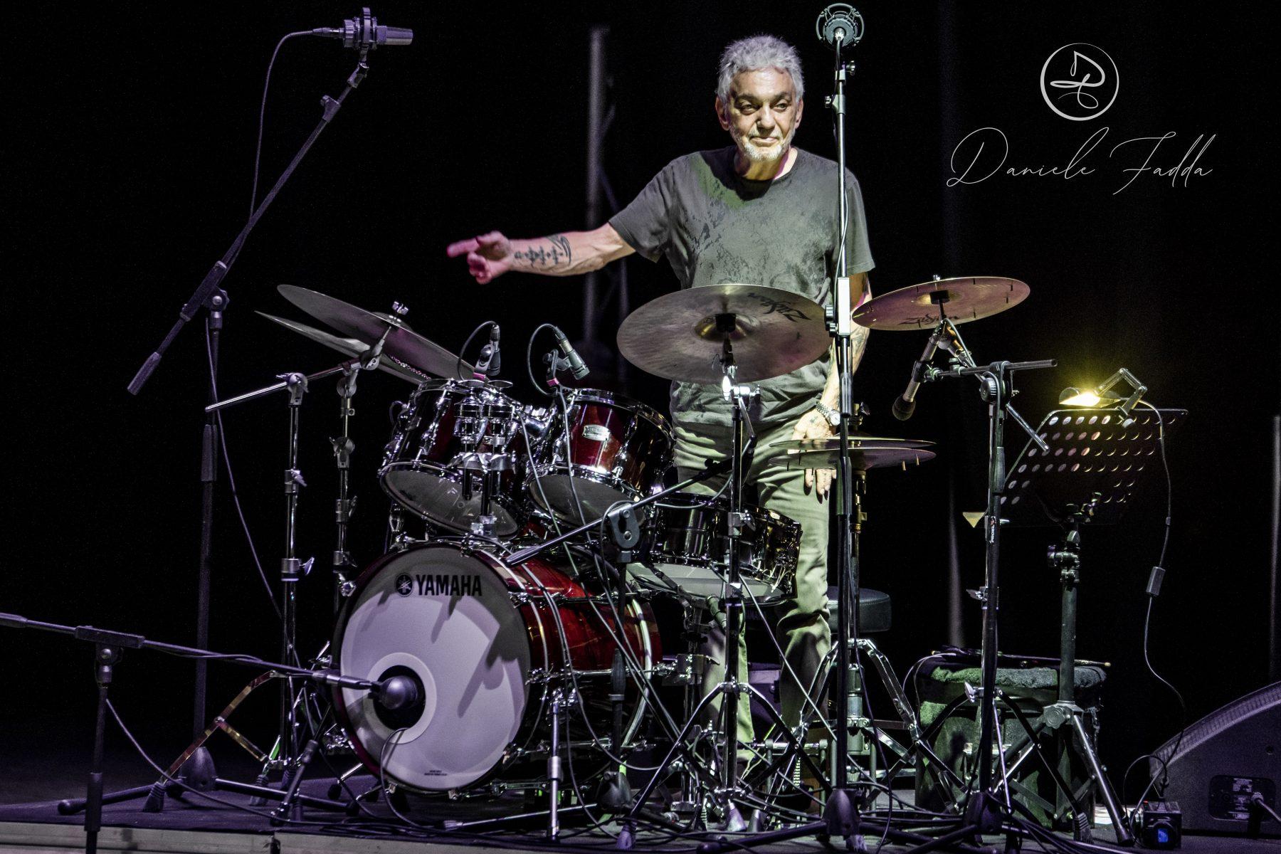 European Jazz Expo - Michael Blicher, Dan Hemmer, Steve Gadd - Blicher-Hemmer-Gadd - Daniele Fadda - 2019 - Sa Scena Sarda - 2 Novembre