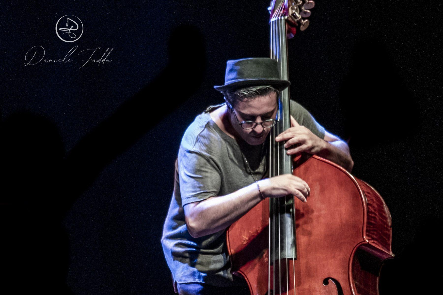 European Jazz Expo - Adam Ben Ezra - Daniele Fadda - 2019 - Sa Scena Sarda