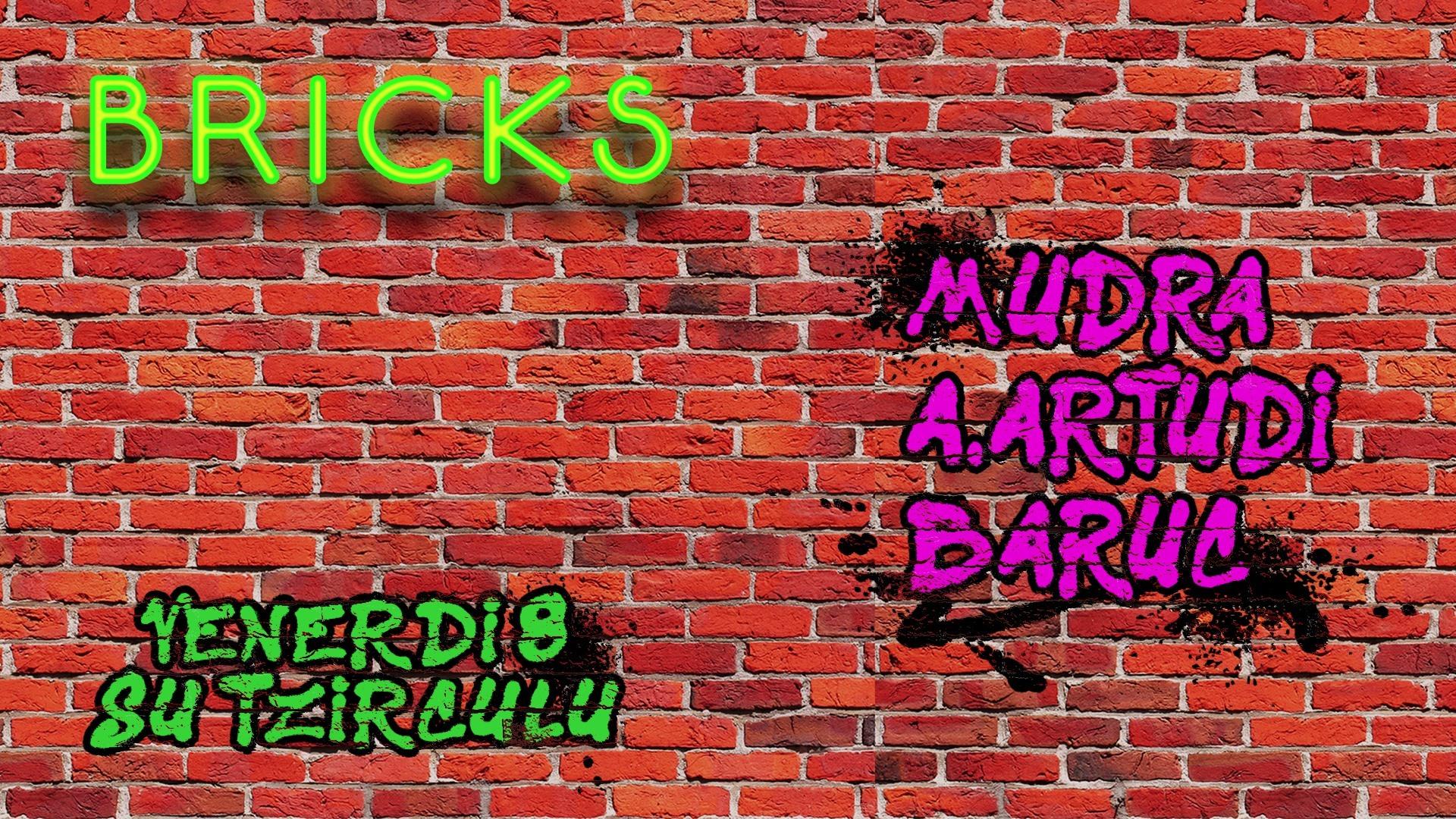 Bricks - 2 - Su Tzirculu - Cagliari - 8 novembre 2019 - eventi - 2019 - Sa Scena Sarda