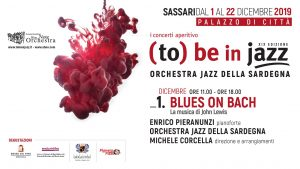 to be in jazz - blues on bach - teatro civico - evento - 2019 - sa scena sarda - sassari