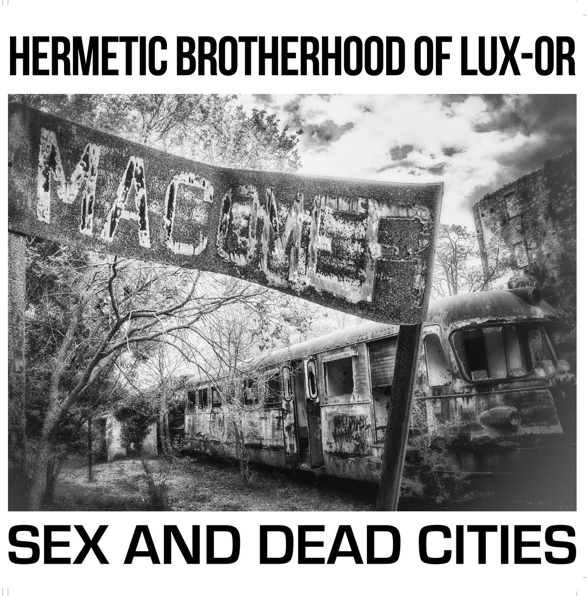 sex and dead cities - hermetic brotherood of luxor - transponsonic - sa scena sarda - 2019 - mirko santoru