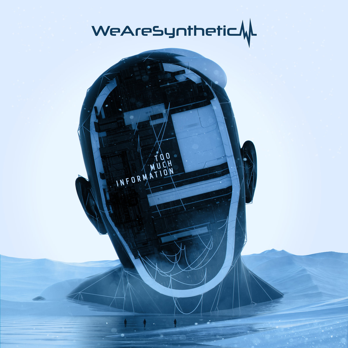 WeAreSynthetic - Too Much Information - Sassari - Bandcamp - 2018 - Sa Scena Sarda