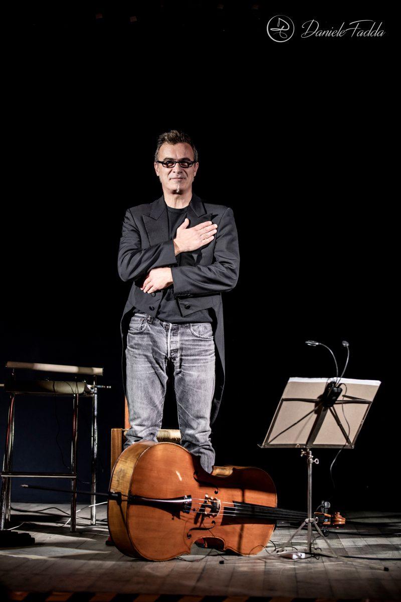 Gianluca Pischedda - EXMA - Alone vol 1 - Cagliari - Daniele Fadda - 2019 - Sa Scena Sarda - 7 Dicembre