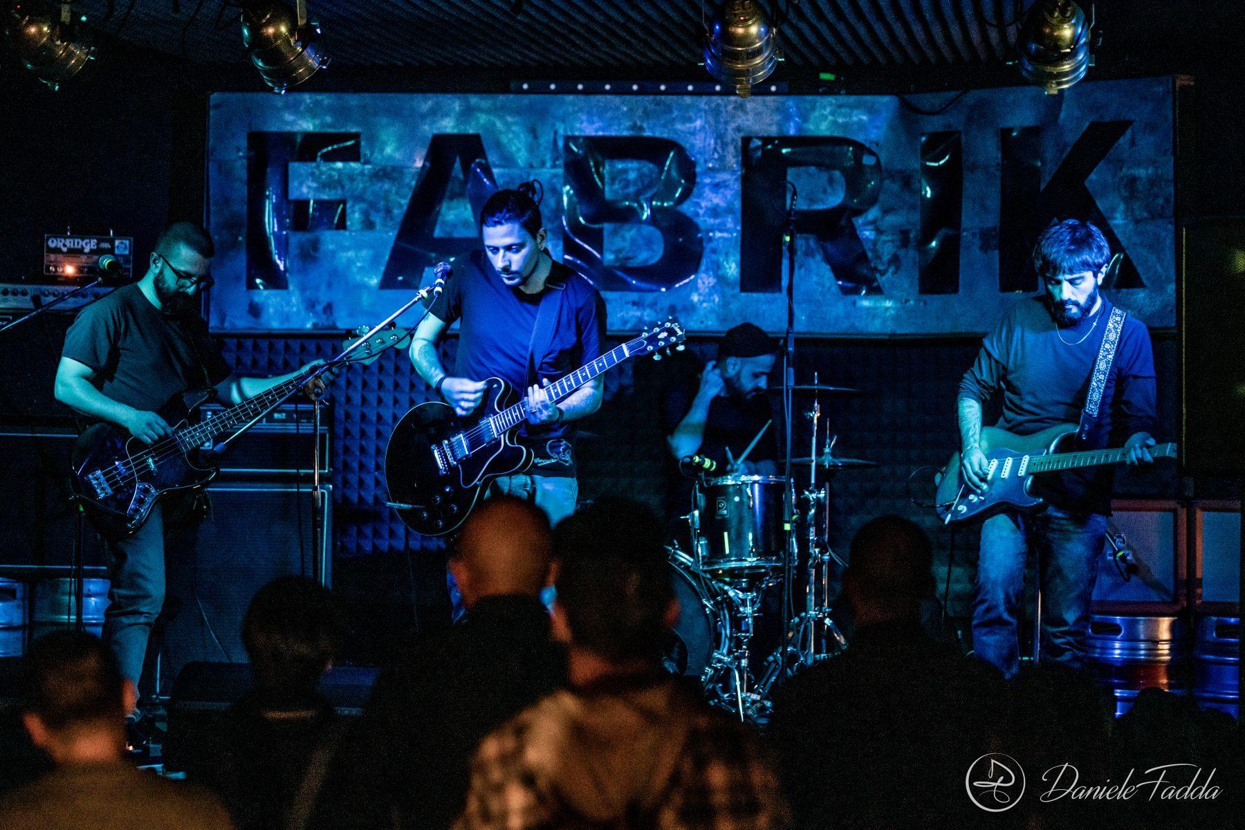 La Pioggia - La Pioggia & Lazybones Flame Kids - Fabrik - 2019 - Daniele Fadda - report - Sa Scena Sarda - 21 dicembre