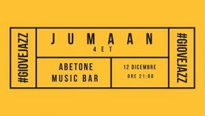 Giovejazz - Jumaan Quartet - Abetone Music Bar - Sassari - 12 dicembre 2019 - eventi - 2019 - Sa Scena Sarda