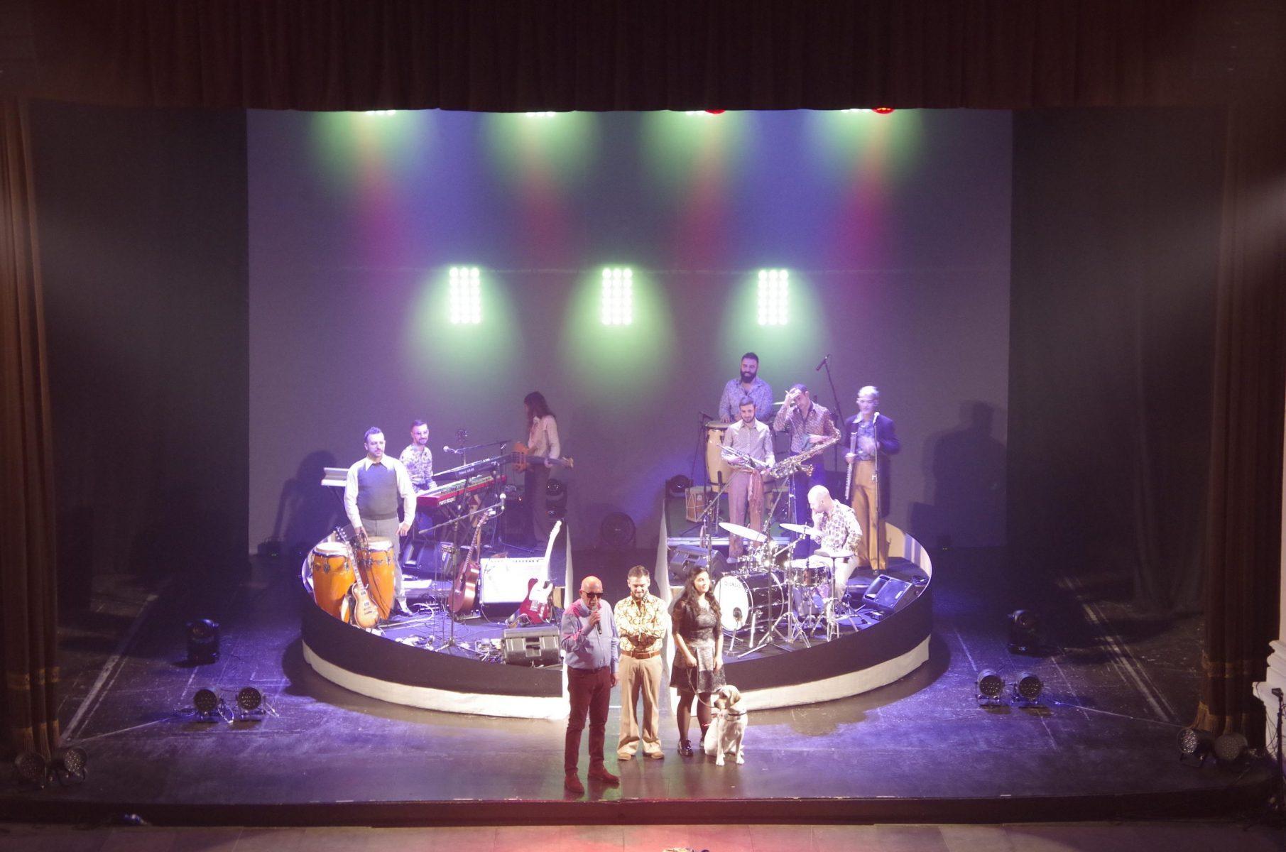 Apollo Beat - Sfera - release party - teatro Verdi - Sassari - Sa Sceba Sarda
