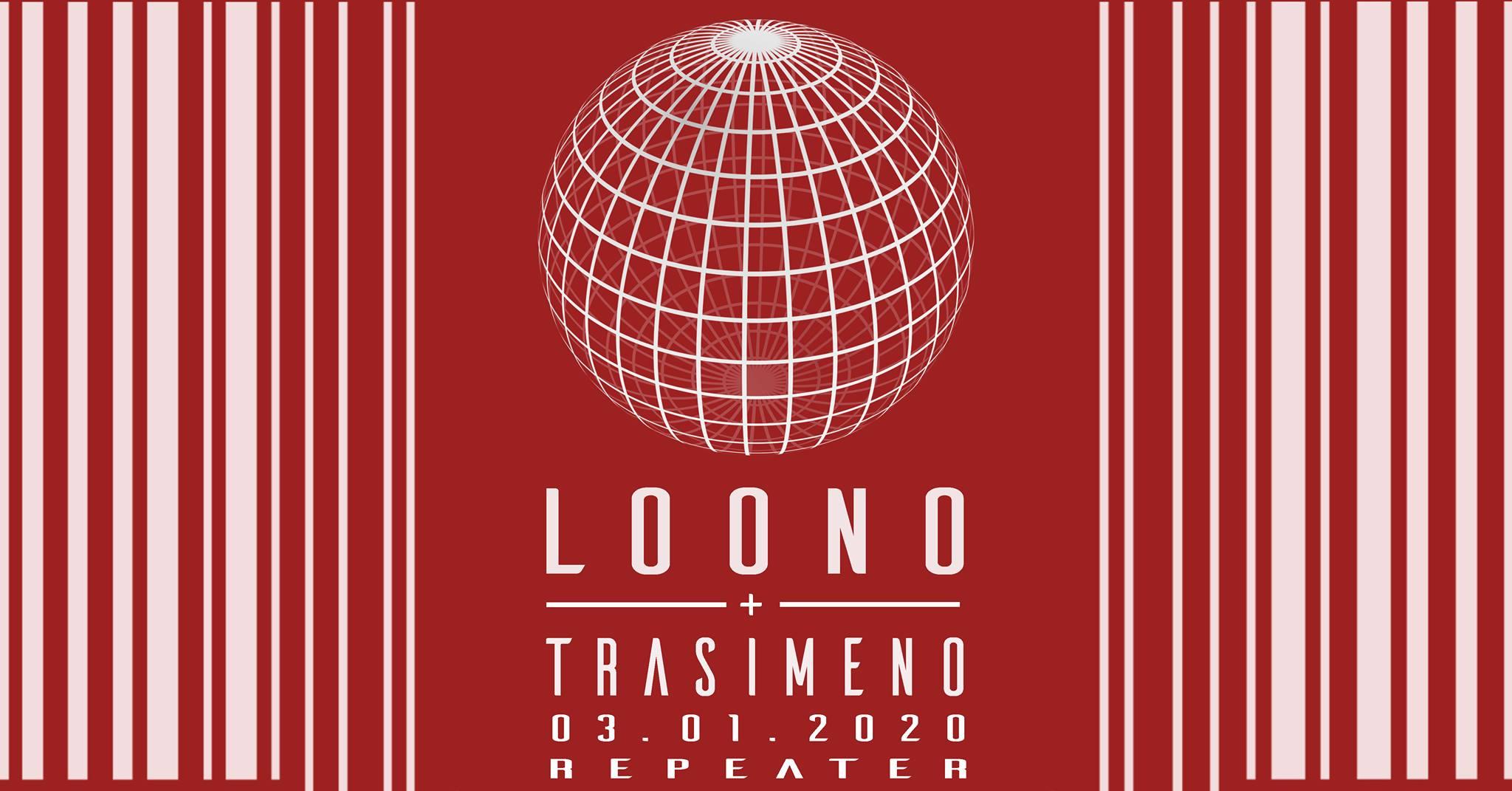 Repeater - Loono - Old Square - Cagliari - 03 gennaio 2020 - eventi - 2020 - Sa Scena Sarda