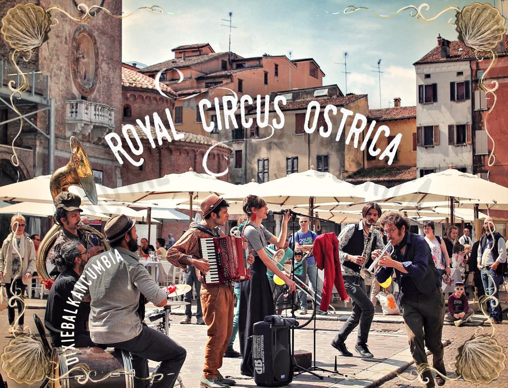 Abetone Friday Night - Royal Circus Ostrica - Abetone Music Bar - Sassari - 17 gennaio 2020 - eventi - 2020 - Sa Scena Sarda