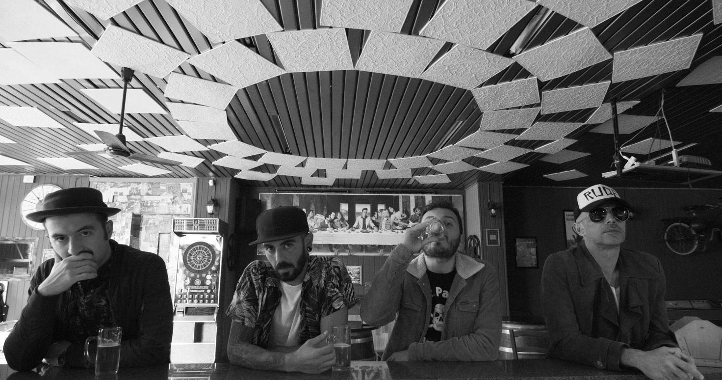 Fuzzbeat - Loose Sutures - Tropical American Bar - Porto Torres - 18 gennaio 2020 - eventi - 2020 - Sa Scena Sarda