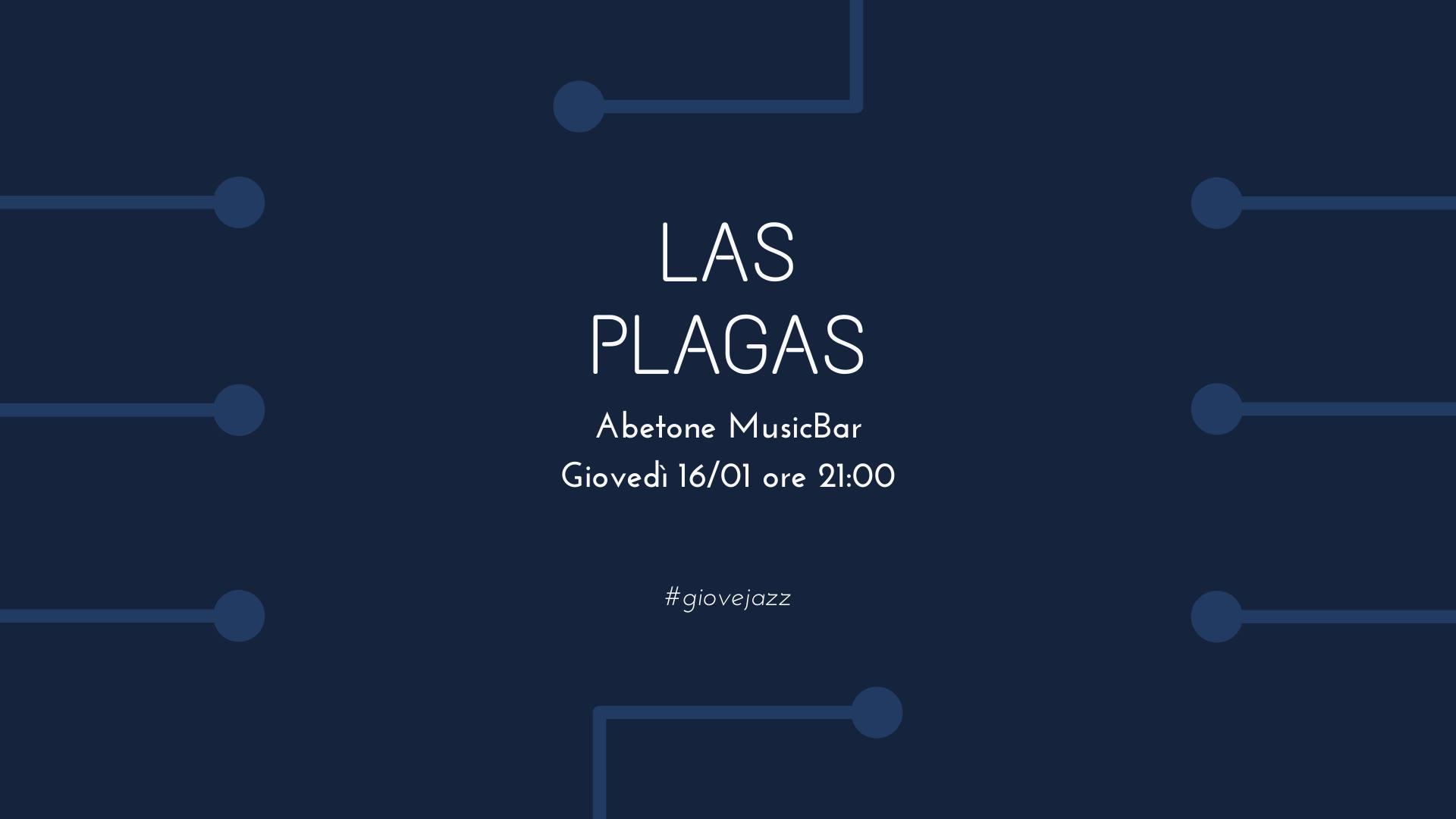 Giovejazz - Las Plagas - Abetone Music Bar - Sassari - 16 gennaio 2020 - eventi - 2020 - Sa Scena Sarda