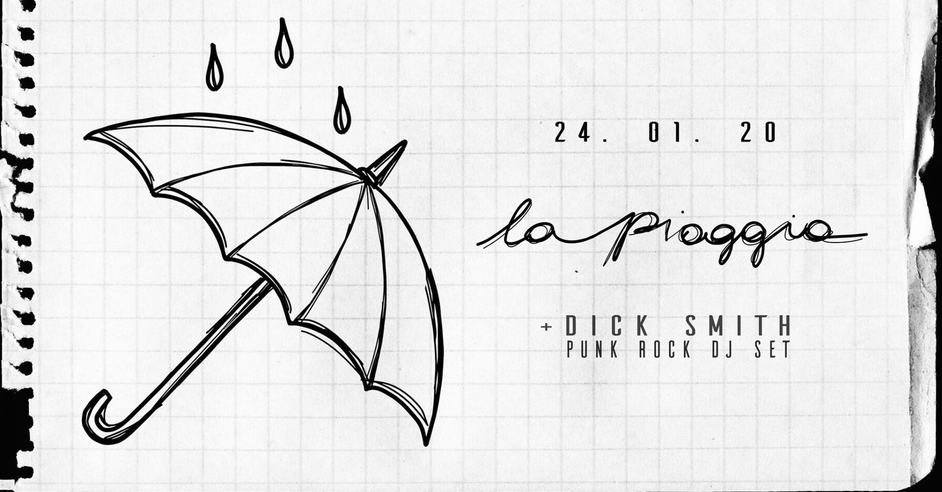 Repeater - La Pioggia - Old Square - Cagliari - 24 gennaio 2020 - eventi - 2020 - Sa Scena Sarda
