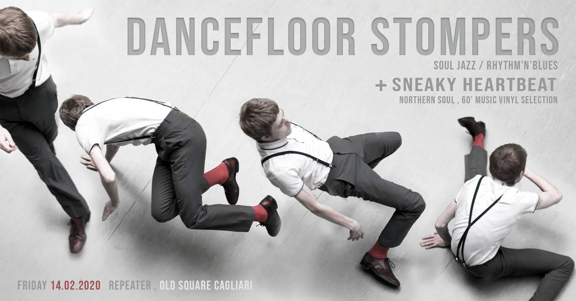 Repeater - Dancefloor Stompers - Old Square - Cagliari - 14 febbraio 2020 - eventi - 2020 - Sa Scena Sarda