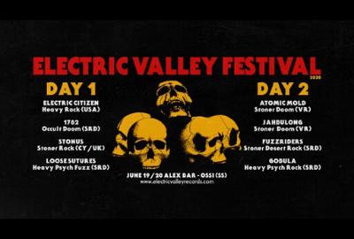 Electric Valley Festival 2020