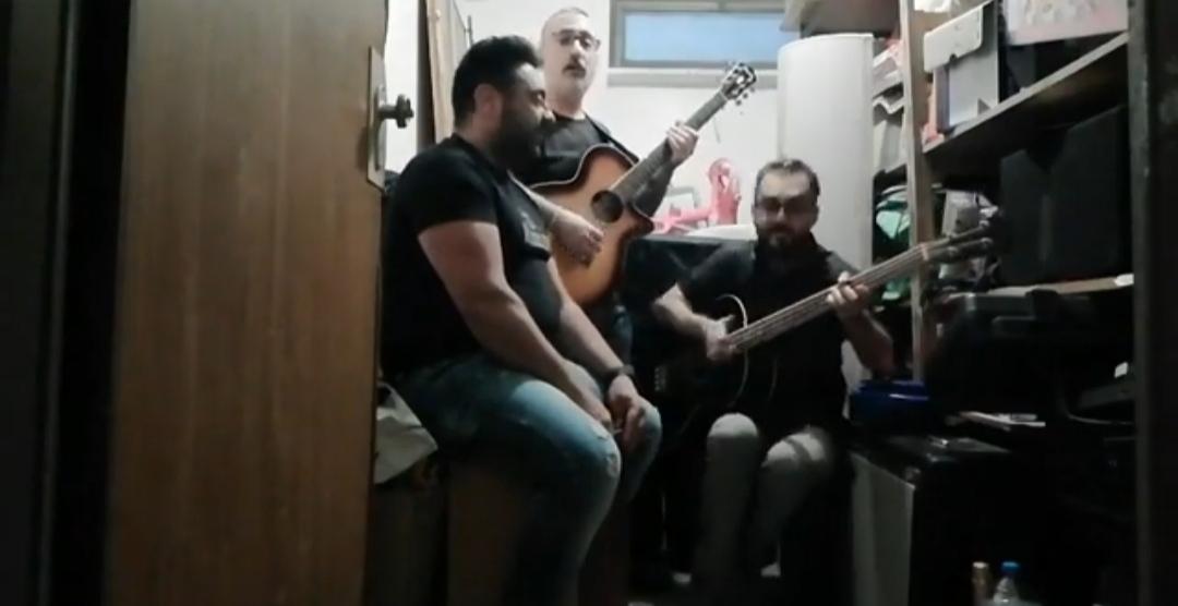 That's All Folks - cover - La Plonge - La casa giusta - musicachenonsiferma - Angela Colombino - 2020 - Sa Scena Sarda