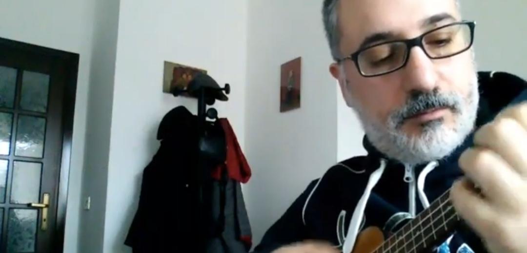 Giovanni Cherchi - That's All Folks - cover - Maurizio Casu - Sto bene così - musicachenonsiferma - Angela Colombino - 2020 - Sa Scena Sarda