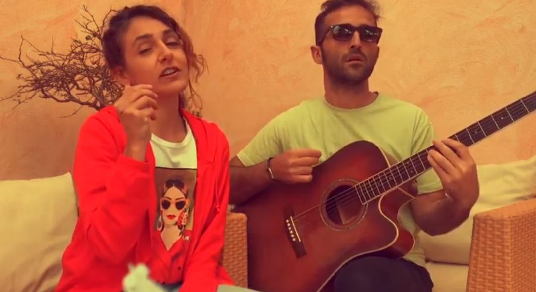 Claudia Giua - Dulce de Leche - Ottavia - cover - Sikitikis - Voglio dormire con te - musicachenonsiferma - Angela Colombino - 2020 - Sa Scena Sarda