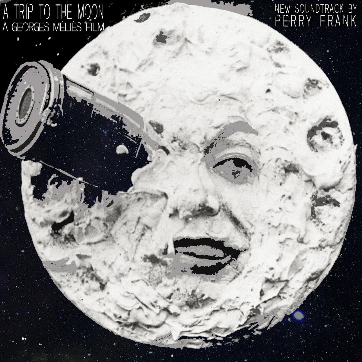 Perry Frank - A Trip To The Moon - A Georges Melies film - Francesco Perra - Bandcamp - player - 2019 - Sa Scena Sarda