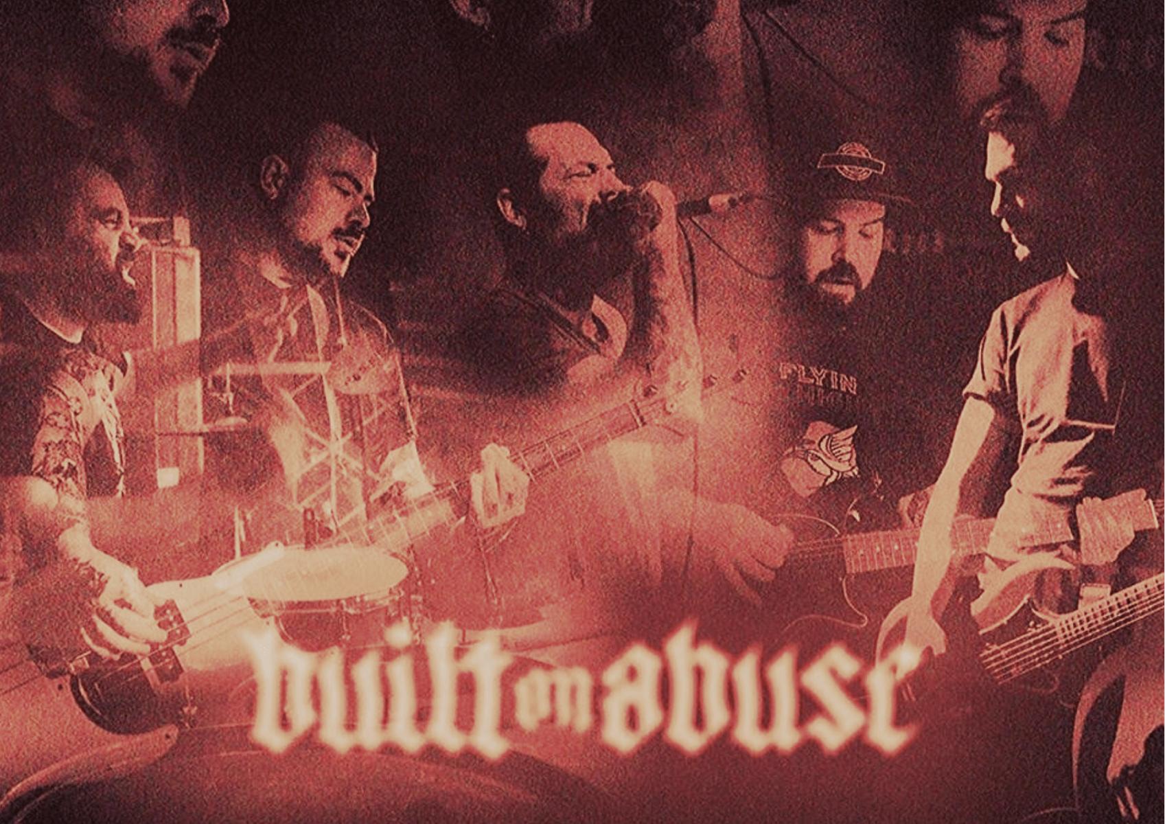 built to abuse - alla my ghosts - singolo - 2020 - sa scena sarda