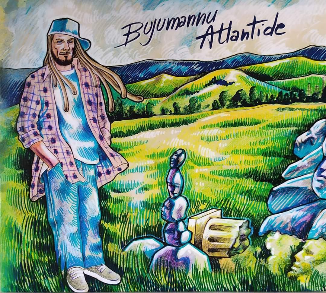 Bujumannu - Atlantide - Spotify - player - 2020 - Sa Scena Sarda